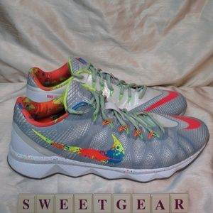 "Nike Cj3 Flyweave Trainer ""Paintball """